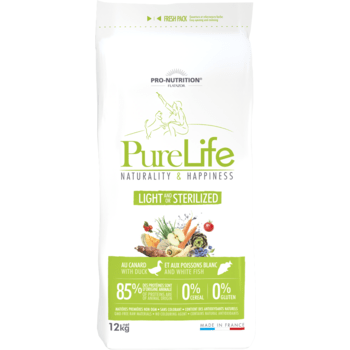 Pure Life Light, Sterilized