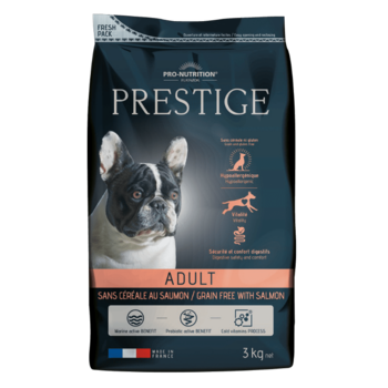 Prestige GRAIN FREE WITH SALMON
