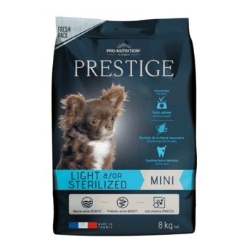 Prestige Adult Mini Sterilized